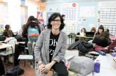 """Ana Hernández: """"Al final de la clase ves cómo los alumnos manejan términos de todas las disciplinas casi sin darse cuenta"""""""