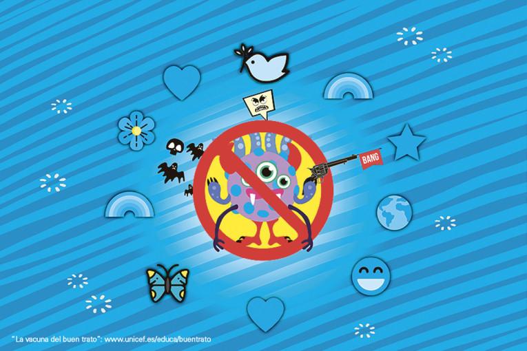 Unicef ofrece guías sobre actividades para celebrar el Día escolar de la paz en las aulas.