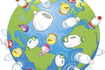 Mundo plastificado