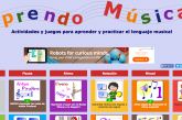 Webs para mejorar el oído musical en el aula de música