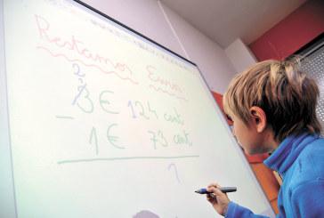 Un 15% de aulas en España están todavía sin Pizarra Digital