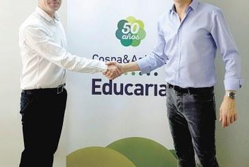 Integración entre gestión educativa y empresarial