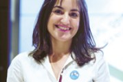 """Violeta Olmo: """"La evaluación tradicional no es tan realista, ya que no valora el esfuerzo realizado a lo largo de todo el año"""""""