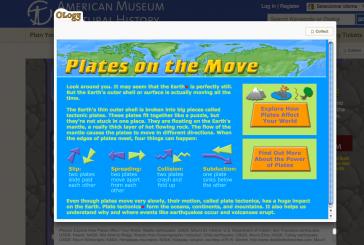 Las placas tectónicas y sus fenómenos naturales: páginas web para saber más