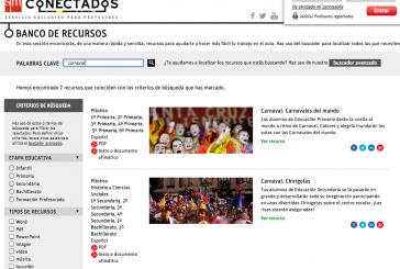 Webs para que tus alumnos tengan un carnaval diferente