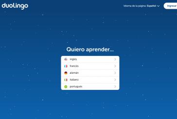 Páginas con juegos y actividades para reforzar el aprendizaje de idiomas
