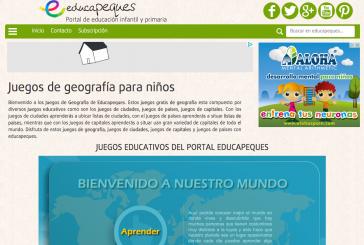 Juegos y actividades para reforzar conocimientos en geografía