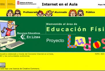 Cuatro webs para una Educación Física diferente