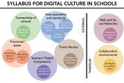 Syllabus for Digital Culture in Schools and Common Framework for Teachers' Professional Development