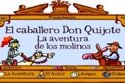 Webs para saber más sobre Don Quijote de la Mancha