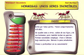 Hormigas y su mundo