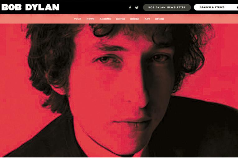 Vida de Bob Dylan