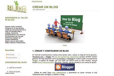 El blog del docente