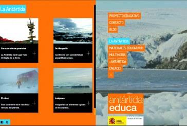 Recursos para descubrir la Antártida