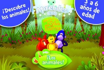 Aplicaciones para aprender sobre los animales
