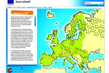 Saber más sobre la Unión Europea gracias a internet