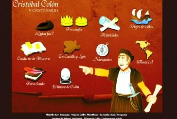 Conoce más sobre la expedición de Colón a través de la Red