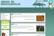 Juegos, imágenes y otros apoyos para ampliar conocimientos sobre los dinosaurios