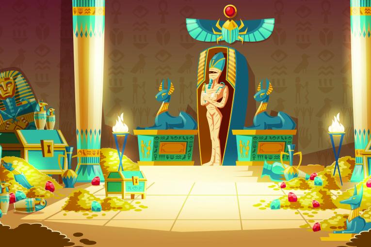 pag 30. Tutankamon