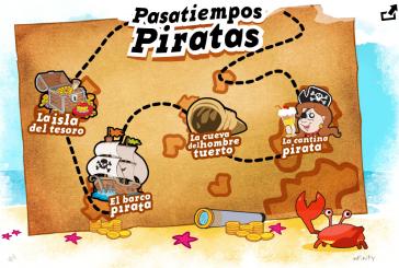 Páginas webs para conocer la vida de los antiguos piratas