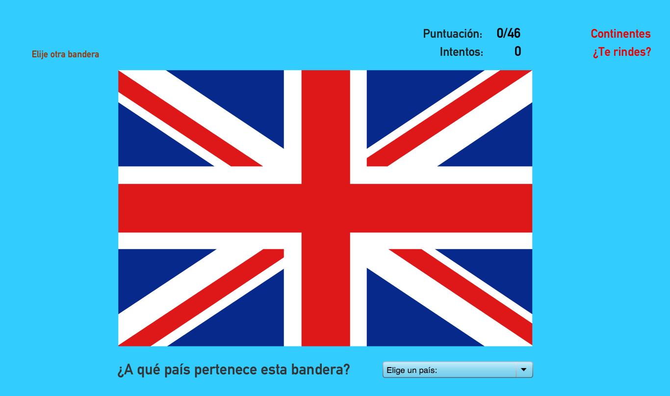 Recursos para conocer las banderas del mundo  Eniac