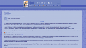 recursos frances fonética