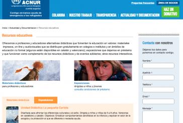 Webs para incentivar la solidaridad con los refugiados