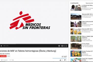 Páginas para analizar la transmisión del ébola y conocer más sobre el virus